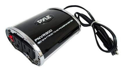 1968-1969 Ford Torino Pyle Plug In Car 300 Watts 12v DC to 115V AC power inverter with modified sine wave