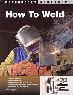 1967-1969 Pontiac Firebird Quayside Publishing Book How To Weld