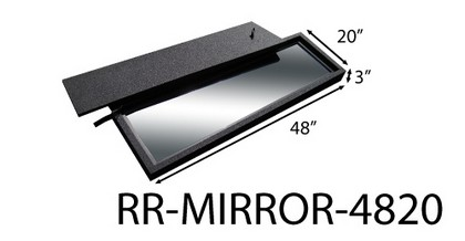2007-9999 Dodge Caliber Race Ramps Show Mirror