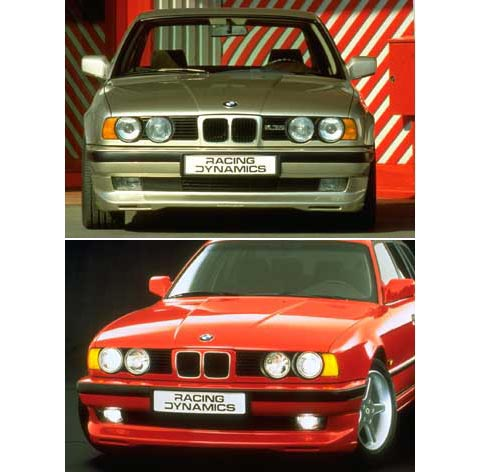 Racing Auto Transmssions Companys on Racing Dynamics   Front Spoiler For 89 95 Bmw 5 Series At Andy S Auto
