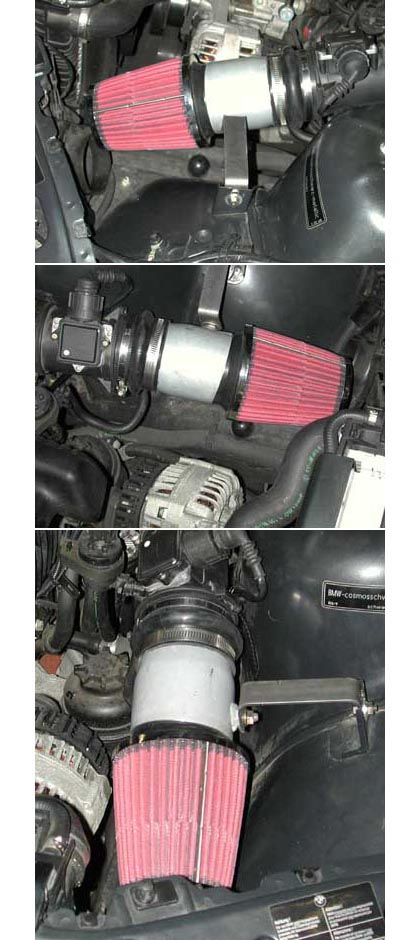 Bmw Z3 Cold Air Intakes At Andys Auto Sport
