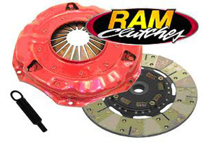 87-89 Starion 2.6L ALL NON-TURBO Ram Clutches Premium Powergrip Clutch Kit