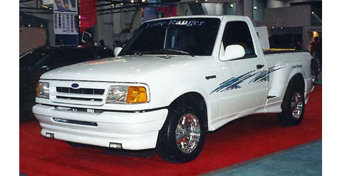 93-97 Ford Ranger Splash Super Cab 6