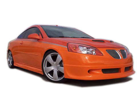 05-Up Pontiac G6 2/4DR Razzi 122-100/200 Body Kit - Full Kit (ABS Plastic)