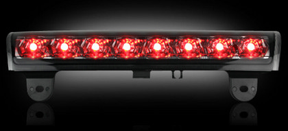 Chevy & GMC Tahoe, Yukon, Suburban, Denali 00-06 Recon LED 3rd Brake Light - Smoked Lens (Does Not Fit SUVs w Barn Doors)