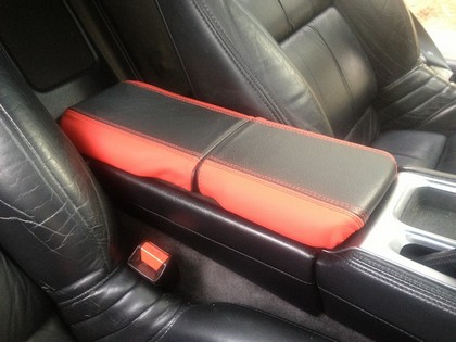 91-05 Acura NSX Redline Accessories Armrest Cover (Both Front And Rear)