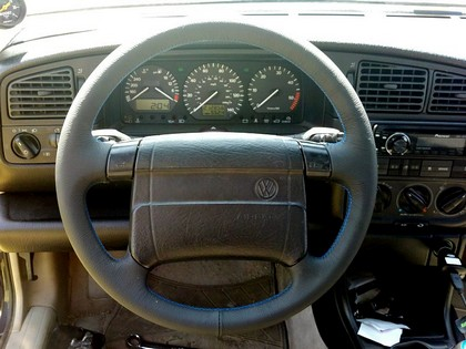 95-97 Volkswagen Passat Redline Accessories Steering Wheel