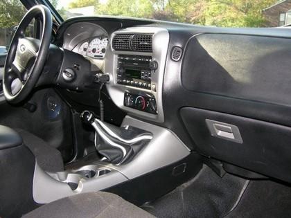 Ford Ranger Keychain 95-13 Ford Ranger Redline