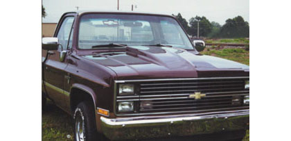 88-91 Suburban Reflexxion Steel Hoods - Domination Cowl Style w/ Ram Air
