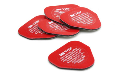 1984-1993 Mercedes C-class Replay XD 3M VHB 5962 Mount Adhesive for Pro Flat Mount - 5 Pack