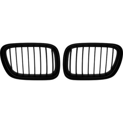 00-03 Bmw X5-Series E53 Restyling Ideas Performance Grille Black Hd