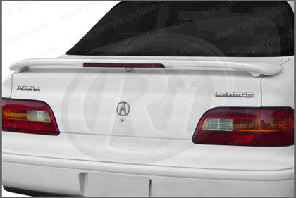 1991 Acura Legend on 1991 1996 Acura Legend Restyling Ideas Spoiler   Factory Style W Light