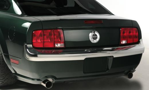 05-09 Mustang Retro USA Mustang Rear Bumper