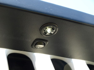 1987-1995 Jeep Wrangler Rock-Slide Bull Bar Light