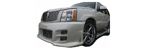 02-04 Cadillac Escalade Sarona 36-42 Body Kit - FULL KIT