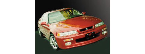 91-95 Acura Legend 2DR Sarona 16-01 Body Kit - FULL KIT