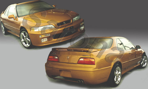91-95 Acura Legend 2/4DR Sarona Body Kit - Full Kit