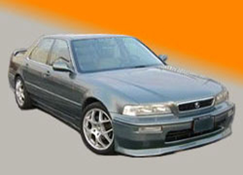 91-95 Acura Legend 4DR Sarona Body Kit - Full Kit