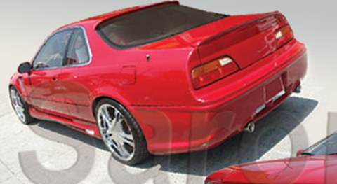Sarona ACR At Andys - Acura legend body kit