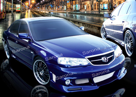 Performance Acura on Sarona Body Kit   Full Kit For 99 03 Acura Tl At Andy S Auto Sport