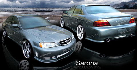 Sarona Body Sarona Body Kit Full Kit