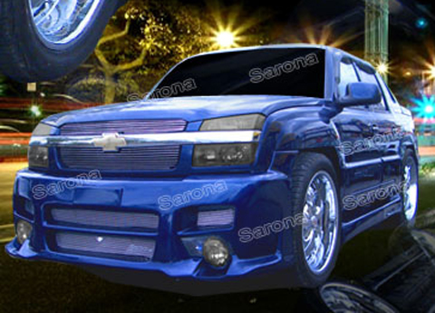 Chevy Avalanche Body Kits
