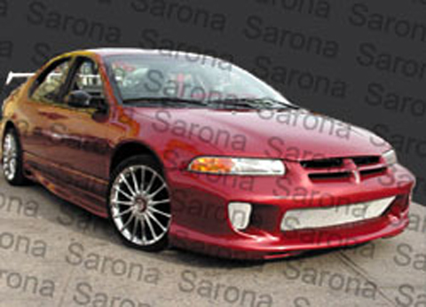 1995-2000 Dodge Stratus Sarona Body Kit - Side Skirts