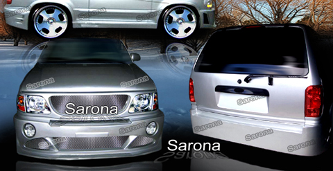 95-01 Explorer 2DR Sarona Body Kit - Full Kit