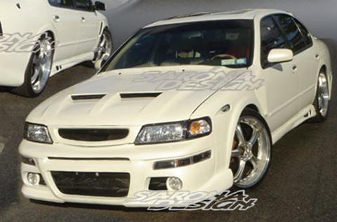 1995-1999 Nissan Maxima Sarona Body Kit - Front Bumper