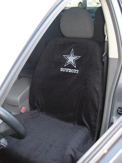 sa100cowb seat armour nfl towel seat cover dallas cowboys at andy 39 s auto sport. Black Bedroom Furniture Sets. Home Design Ideas