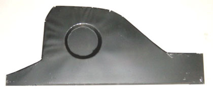 70-74 Challenger Sherman Firewall Panel (Left Hand)