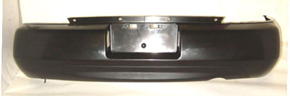 00-01 Altima Sherman Bumper Cover (Primer Finish) - Rear