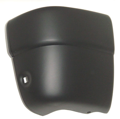 94-97 Passport Sherman Bumper End (Black) (Right Hand) Rear