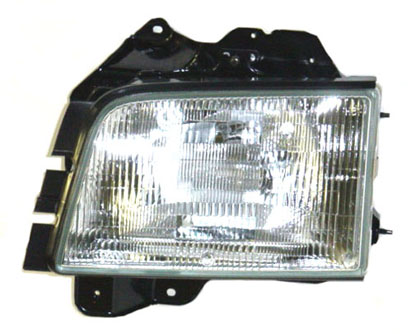 99-02 Trooper Sherman Head Light Assembly (Left Hand)