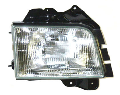 99-02 Trooper Sherman Head Light Assembly (Right Hand)