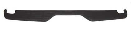 94-07 Pick-Up Sherman Rear Bumper Pad Black