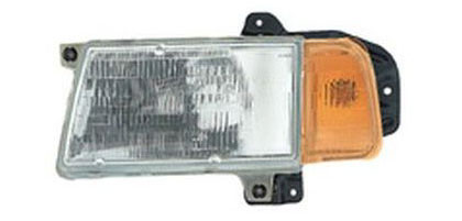 89-98 Sidekick 2/4DR Sherman Left Hand Headlight Assembly - Combination Type