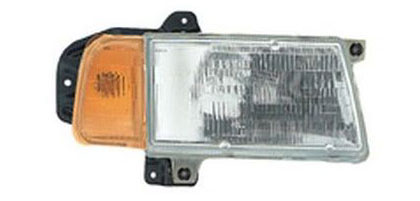 89-98 Sidekick 2/4DR Sherman Right Hand Headlight Assembly - Combination Type