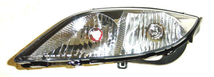 03-05 Sunfire Sherman Head Lamp (Left Hand)