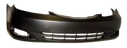 02-04 Camry Sherman Ft Bumper Cover (Primer Finish)