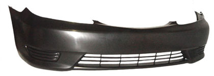 05-06 Camry Sherman Ft Bumper Cover (Primer Finish) - w/o Fog Lamps