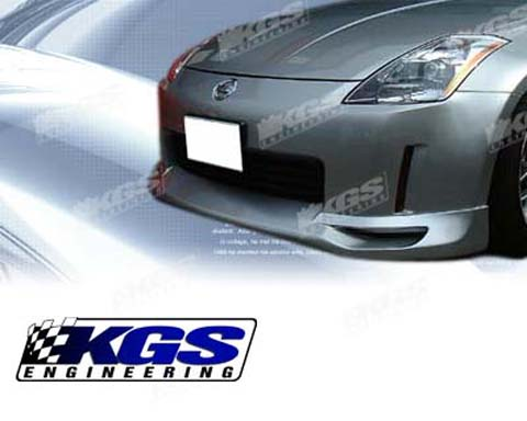2003-2008 Nissan 350z Silk Automotive Trial Body Kit- Front Bumper