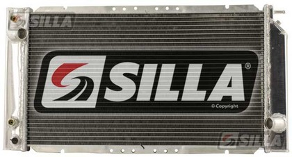 92-93 Chevy Corsica - 2.2/2.3/3.1L Automatic/Manual  Silla Radiator - All Aluminum