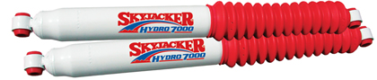 "00-05 Ford Excursion Skyjacker Hydro Softride Shock with Red Boot - Either Side (Optimal for 2-4"" Rear Lift)"