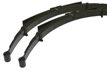 "80-97 Ford F-350 Pickup Skyjacker Softride Leaf Springs - 4"" Front Lift"