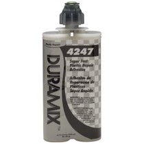 1974-1983 Mercedes 240D 3M Duramix Super Fast Repair Adhesive - 200 ml.