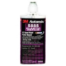 2010-9999 Toyota 4Runner 3M Automix EZ Sand Rigid Parts Repair, 200ml Cartridge
