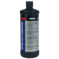 1992-1993 Mazda B-Series 3M Perfect-it 3000 Extra Cut Rubbing Compound, 1 Quart