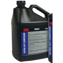 2008-9999 Pontiac G8 3M Perfect-it 3000 Extra Cut Rubbing Compound, 1 Gallon