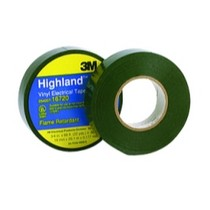 "1974-1983 Mercedes 240D 3M Highland Vinyl Plastic Electrical Tape, 3/4"" x 66'"